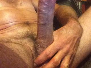 Put that throbbing cock in my soaking wet throbbing pussy! Beautiful cock!