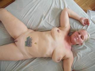 OMG!! Such absolute luscious sexiness!!  Love those big, mature tits so much!!  Love to suck them!!  Love to get naked with you and have hot, naughty sex with you and your hubby and my wife!!  Damn you exhude with SEX!!!