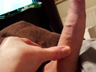 Just a simple cock, hard and longing for you!