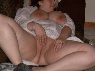 Wife watching porn