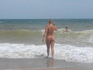my wife nudist photo
