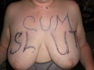 some pics i took before taking the slut to the porn theater.