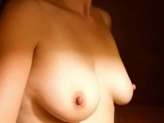 Holy shit,Dreamy! You have the most beautiful tits! May we see more of your amazing and oh so sexy body? You are an absolute beauty!