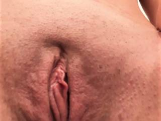 Best friends fiancé showing me her shaved pussy.