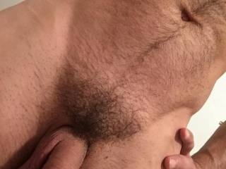 my soft cock, tell my how you'd make it hard