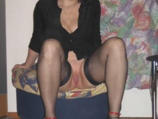 horny and waiting ...