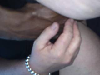 """this is footage of me in this milfs car rubbing her pussy...she was alittle shy. More clips to follow in next couple of days...Apologies for the """"blair witch project style camerawork"""" but its quite tricky filming and """"doing"""" haha.."""