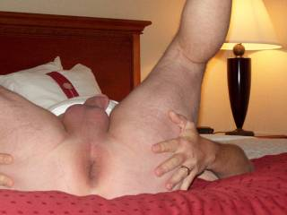 Love to find out how that ass feels around my cock.