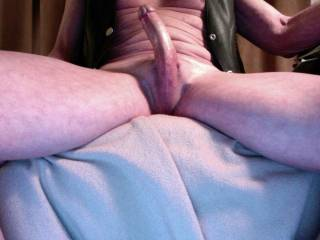Fo those of you who may enjoy ..... would you like to get up front and personal on your knees with your mouth ..... or would you prefer for me to close my legs a bit so you can mount me and bob up and down, back and forth, and side to side ??