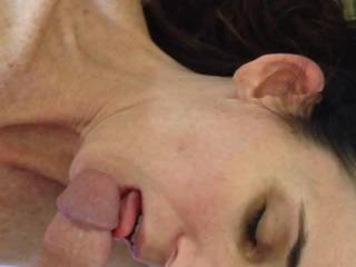 I so agree. my wife gives the most amazing blowjobs when she is vibrating her pussy but I also want to add a another