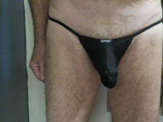 At least these undies cover the bare essentials, but still leave a lot of Mr. F exposed.  From Mrs. Floridaman