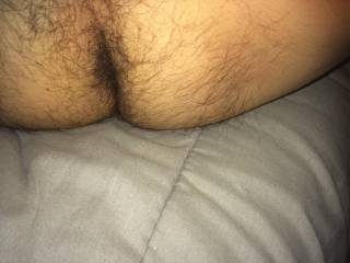 My hairy ass and hairy hole