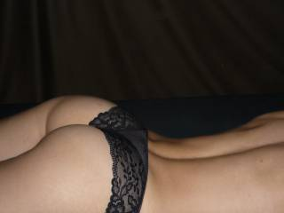 just before I spread those sex legs and ass and inserted by 8 inch cock
