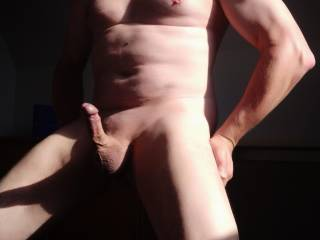 I'm ready to fuck a thick ass