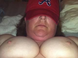 Titty fuck anyone?