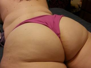 Another shot of her bodacious behind