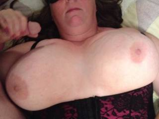 My sexy milf getting ready to make a cocksucking video