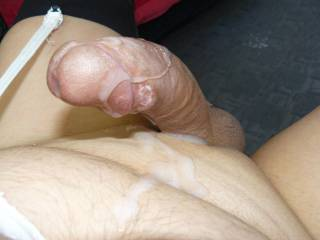 OMG!!  I want to suck your juicy cock so badly!!  Want to have all your creamy sperm in my mouth!  Love to be able to lick all that cum up right now!!!  You are so sexy!!!