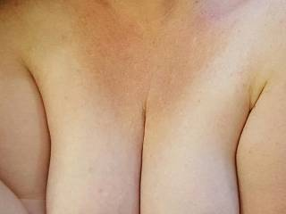 Who likes my cleavage?