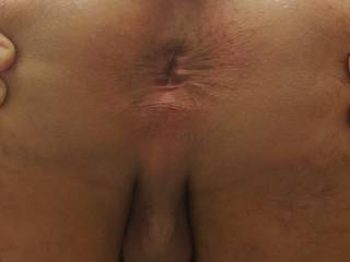 my pink butthole, i love it licked!