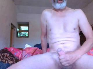 stroking after watching some very sexy women on video chat ;)