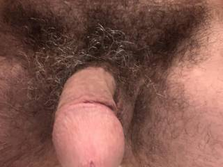 Do you like it hairy with a nice thick head?