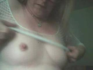 Beautiful Tits, and would I ever LOVE to suck and nibble on those awesome nipples....