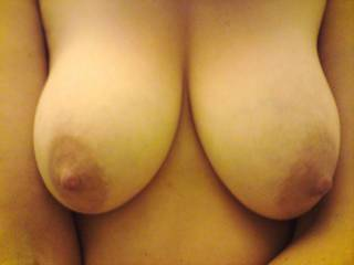 wifes great tits....pm or tributes welcome