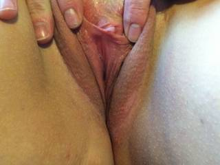 OMG, i so would enjoy burying my wet warm tongue deep in your ass, suck your clit slowly.  And right when you get ready to cum in my mouth, slide a wet finger in your ass.  You are sexy!