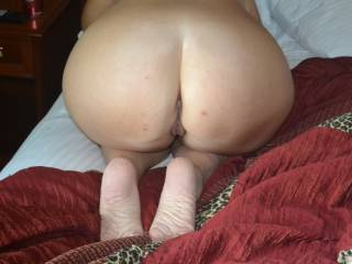 I'm ready to pound your sweet ass stripper - can i lick your pussy and ass first?