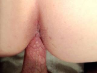 fucking my sexy milf from behind