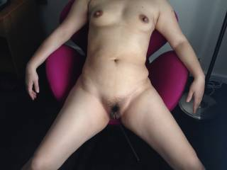 Lick, suck, and pinch your nipples; then kiss and lick my way down to your  gorgeous pussy. After getting you sloppy wet, slide my dick in you nice and slow, inch by inch until I'm buried balls deep in you; then start increasing the speed of of my thrusts until I'm slamming and pounding you to climax...