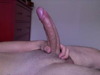 Sexy! Wish you were closer so you could come fuck my tight pussy in front of my cuck BF after we tie him to the chair ;)  Show him how my pussy SHOULD be fucked, and then make him clean us both off afterwards.