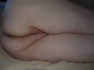 Yes my cock,I love your hot ass,love to lick it deep!!