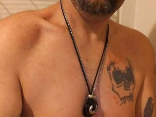 Any of you sexy female\'s would like to suck my nipple rings