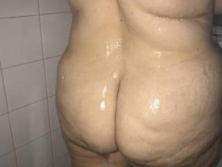 The wife's beautiful ass