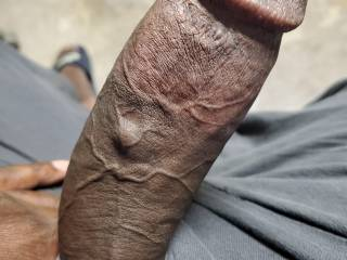 My hard morning wood. Anyone wanna suck it while I sip my coffee?