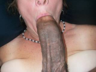 For Me the sight of a Wanton Wife With My 12inchMandingo Cock Inside Her Wet Mouth is a thing of Absolute Beauty. What do you think??