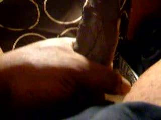 very nice...i like the way u play with your foreskin...like this big load too!